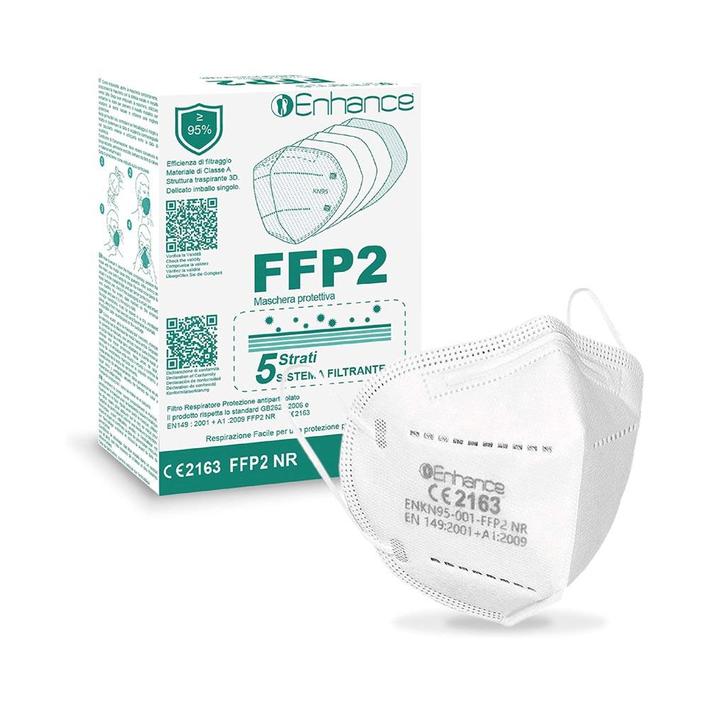 Mascherine FFP2 ENHANCE_CE2163_1