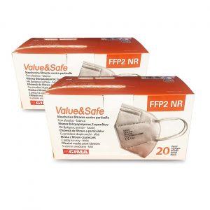 Mascherine FFP2 Gima FactorFarma