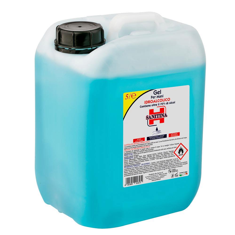 Sanitina Gel Idroalcolico 5 litri