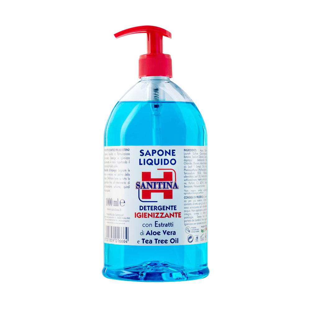 Sanitina sapone liquido 1lt - FactorFarma